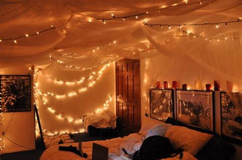 bedrooms with lights trend fairy lights in your room