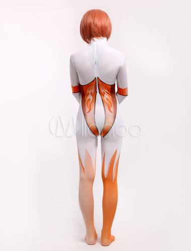 Promo Kaos Spandex Print Anime 290802 costume de zentai envelopp 233 unisexe en lycra spandex multicolore imprim 233 de dessins anim 233 s
