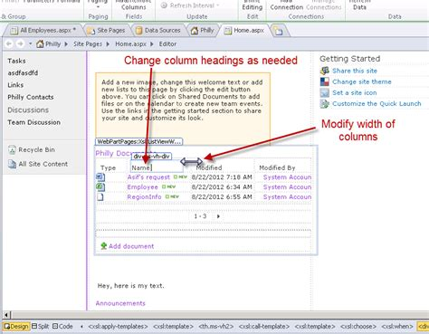 layout view vs data view sharepoint designer 2013 design view is gone effects