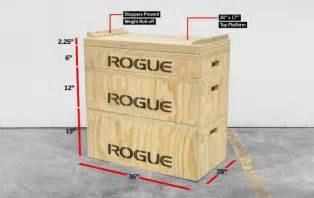 Free Garage Plans And Designs rogue wood jerk blocks american made jerk boxes