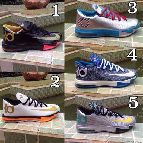 Sepatu Basket Baru jual beli basket nike kevin durant 6 baru jual sepatu