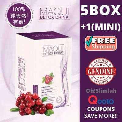 Maqui Detox Drink Price by Qoo10 Maqui Detox Drink Search Results Q 183 Ranking