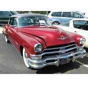 1952 Chrysler Crown Imperial Values  Hagerty Valuation Tool&174