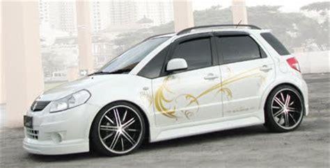 Xover Suzuki Modifikasi Suzuki X 2009 Spesifikasi Modifikasi Mobil