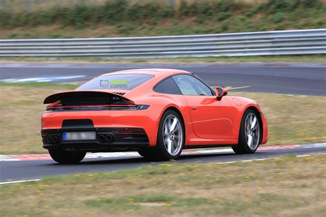 2019 New Porsche 911 by Here S The New 2019 Porsche 911 992 Motor Illustrated