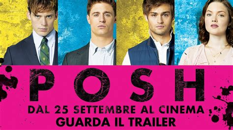Posh Gets Closer To by Posh Trailer Ufficiale Italiano 2