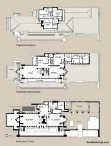 Robie House Floor Plan by Floor Plan Of The Robie House Frank Lloyd Wright Hyde