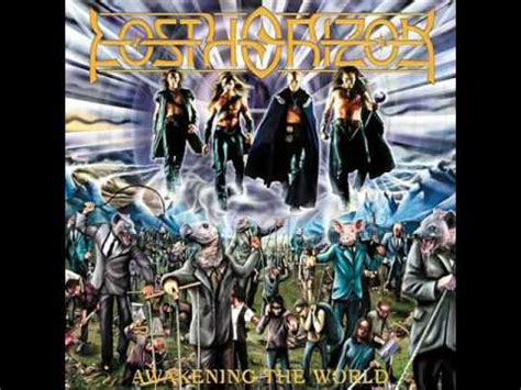 Lost Horizon Awakening The World Usa Cd lost horizon the kingdom of my will