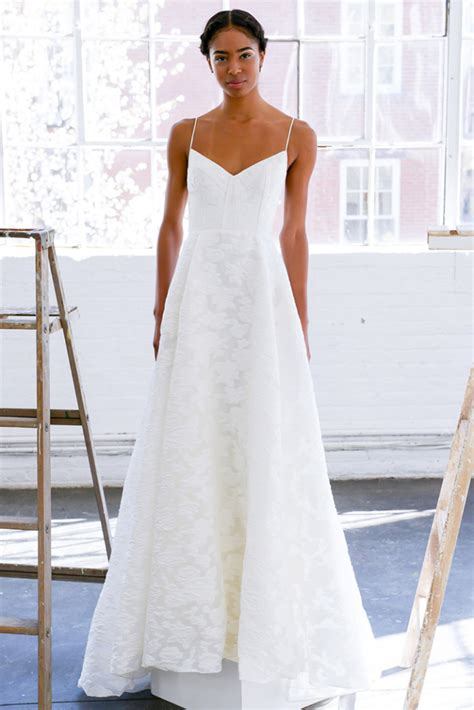 Dress Simple Real Pic 8 brides on how they slimmed before their weddings stylecaster