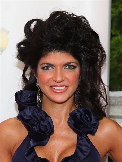 womens hairstyles with layered low hairline teresa giudice in bravo s quot the real housewives of new