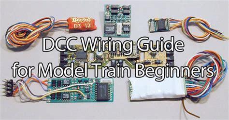 dcc wiring  model train beginners
