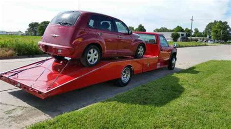 car with a truck bed chevrolet 3500hd 2000 flatbeds rollbacks
