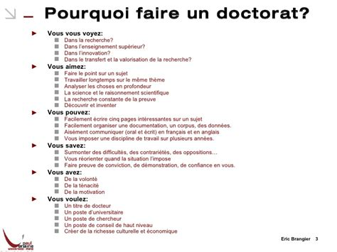 modele lettre motivation these doctorat
