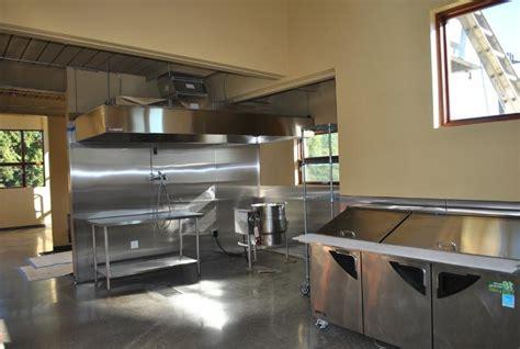 small restaurant kitchen