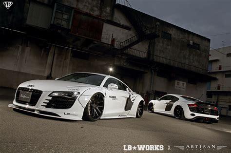 Audi R8 Tuning Bilder audi r8 tuning pictures