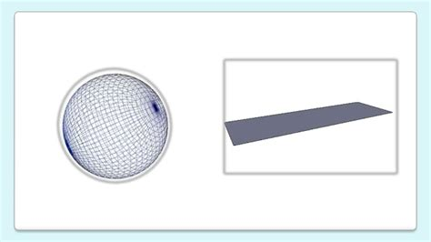 Plane Section Of Sphere