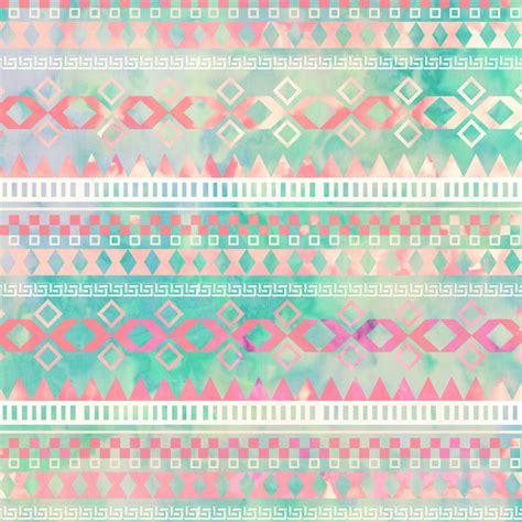 pastel pattern aztec pink wallpaper instagram wallpapersafari