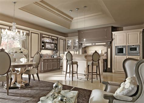 exclusive home interiors luxury custom made kitchens by martini mobili