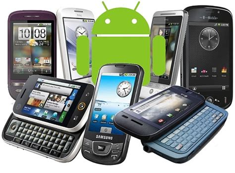 all androids android hardware chart compares specifications for all android handsets