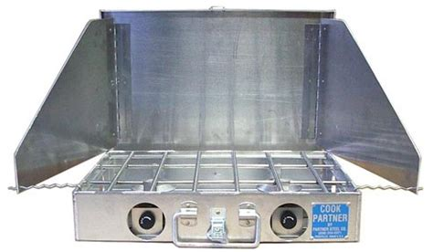 partner steel cook partner propane camping and