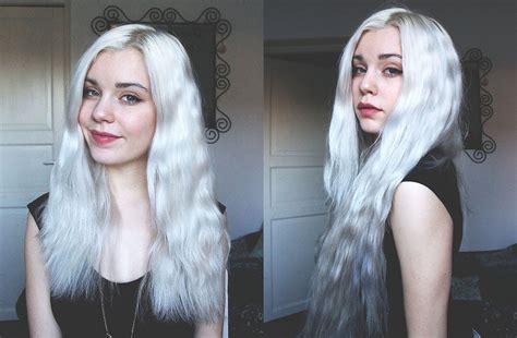 white hair extensions how to silver white grey hair ft vpfashion hair extension