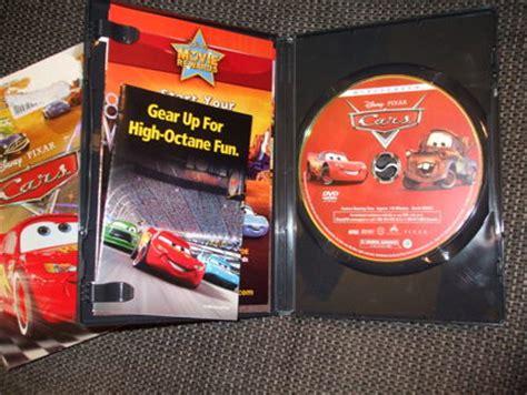 Disney Pixar Cars 2 Vision Original Dvd free disney pixar cars dvd widescreen edition dvd listia auctions for free stuff