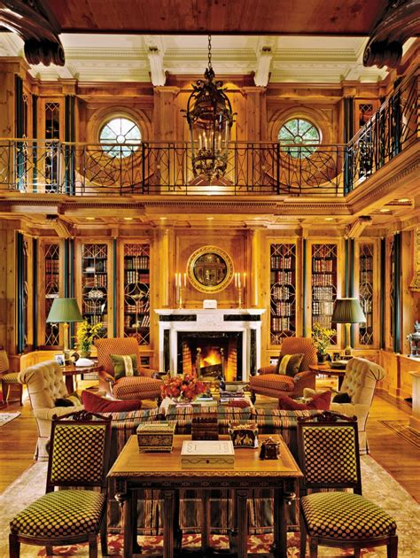 marshall watson designer office library by marshall watson and easley by architectural digest ad designfile