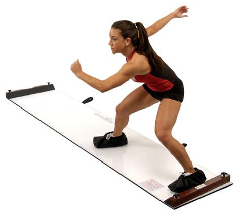 physical therapy elevated exercise padded mat lateral speed