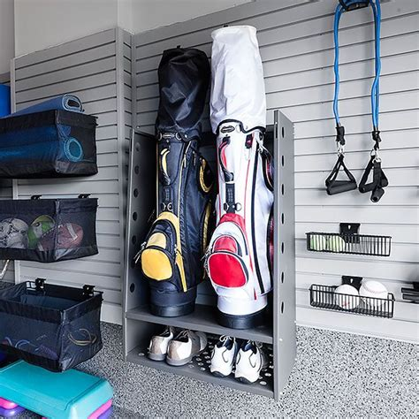 Golf Storage Rack Garage by 17 Best Images About Shopping On The Family Handyman Garage Organization Tips