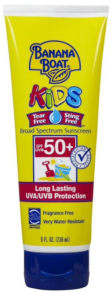 banana boat sunscreen mineral is your sunscreen lying to you the inertia