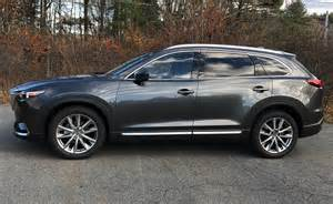 review 2016 mazda cx 9 the 3 row suv that s to