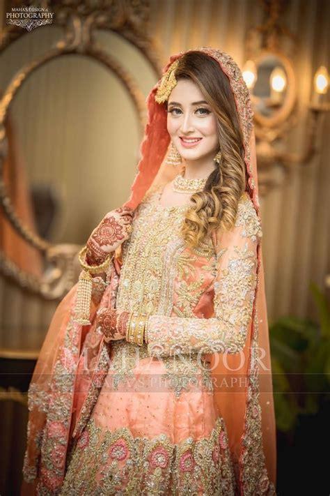 bridal dresses  nikkah  pakistani designers