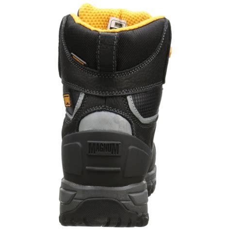 magnum halifax 6 0 waterproof composite toe slip
