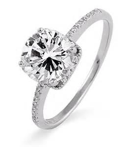 best cubic zirconia wedding rings cubic zirconia engagement ring