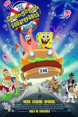 the spongebob squarepants movie wikipedia