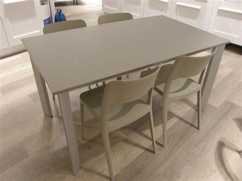 tavoli da cucina lube tavolo per cucina lube moderno modello lotus scontato