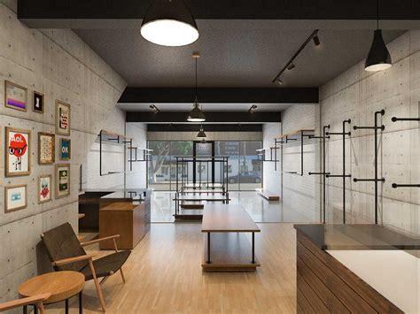 project roughneck store desain arsitek oleh archipelago
