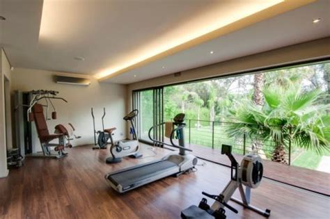 enchanting home gym ideas