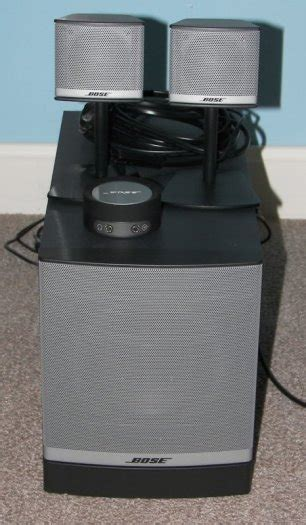 Speaker Bose Companion 3 bose companion 3 multimedia speaker system for sale in woodquay galway from celticfrever