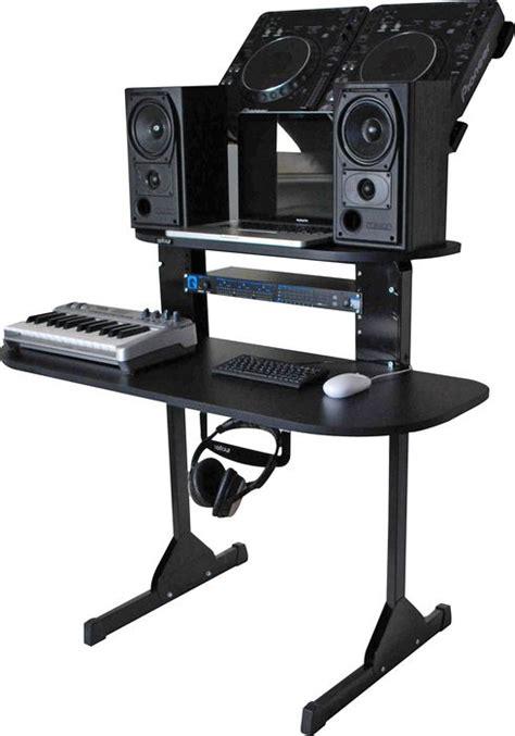 Dj Studio Desk Sefour X15 Studio Dj Desk Music123
