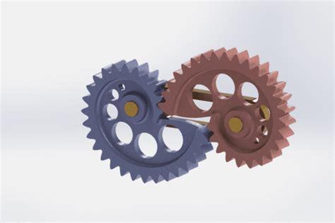 Viar Y Pinion Gear nautilus gears mechanisms gears kinematics