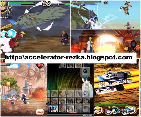 game naruto terbaru mod apk kumpulan game naruto android apk terbaik terbaru lengkap