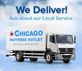 Mattress Delivery Chicago by Chicago Mattress Outlet Of Villa Park Illinois