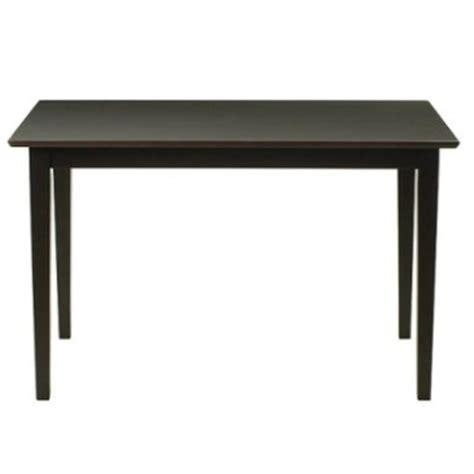 mencoba menjadi meja