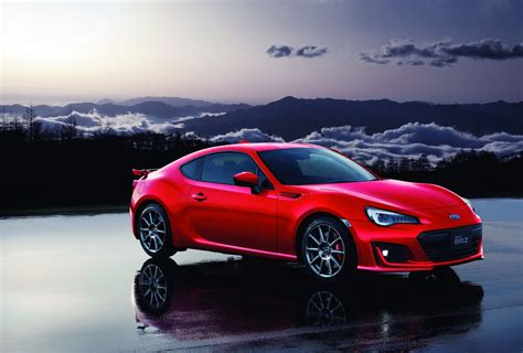 japan gets 2017 subaru brz gt range topper