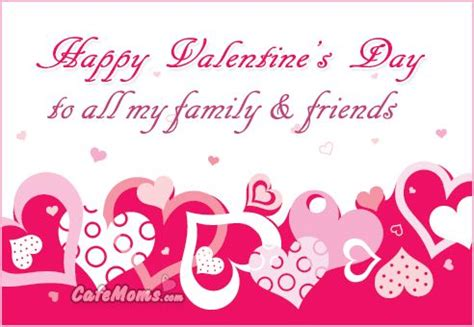 happy valentines day to friends and family 17 best images about valentines day graphics and quotes on
