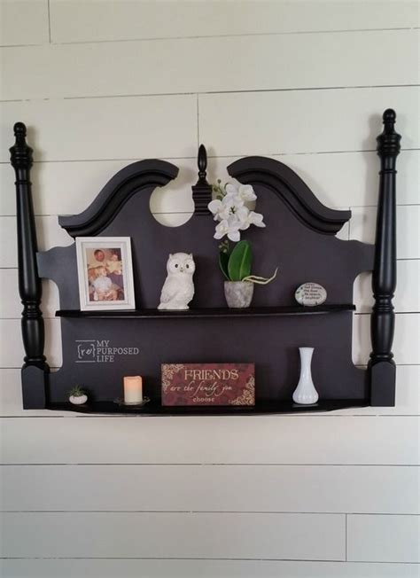 diy headboard with shelves 61 best diy headboards images on pinterest diy