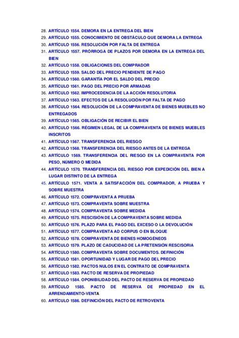 articulo 127 lisr vlex mxico codigo civil comentado contratos nominados primera parte