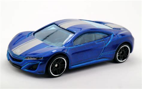 Diecast Hotwheels Nsx Concept poszukiwany wanted