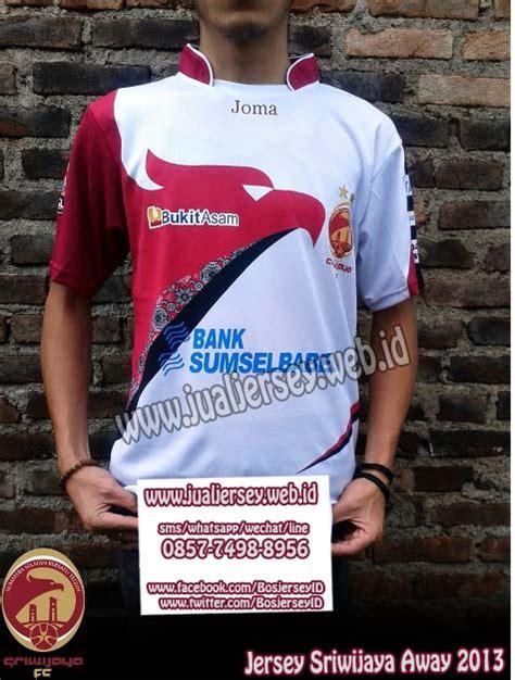 Kaos Bola 2 Sriwijaya Fc Adalah Nafas Kami jersey sriwijaya away 2013 2014 jersey sriwijaya fc away 2013 2014jual jersey murah grosir